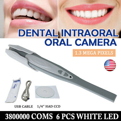 Dental Camera Intraoral Focus Digital Usb Imaging Intra Oral Clear Usa Stock