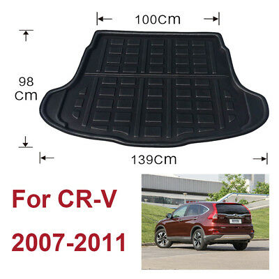 FidgetKute New Car Rear Trunk Boot Mat Cargo Liner Floor Tray for Toyota RAV4 2013-2017