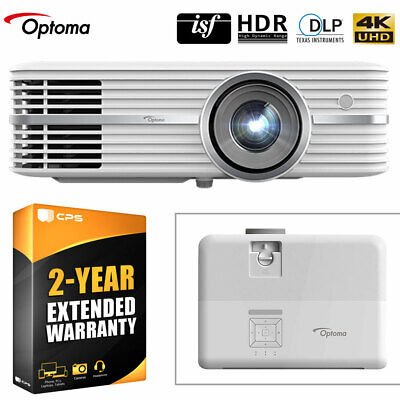 Optoma UHD50 4K Home Theater Projector Refurbished w/ 2-Year Extended Warranty