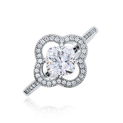 Diamond Engagement Ring Cushion & Round Cut GIA Certified 2.10 Carat Platinum