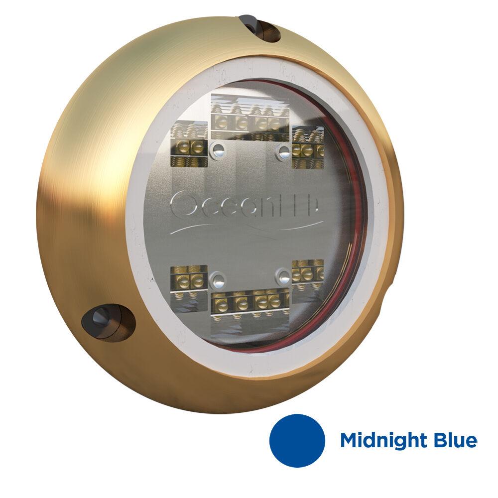 Ocean LED Sport Series S3116s Underwater Light Midnight Blue Boat Marine 012101B