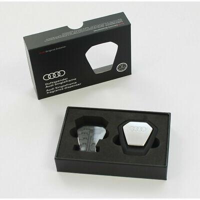 Genuine Audi Car Interrior Fragrance starterpack BLACK scent Air fresher
