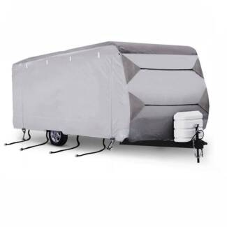 SALE! Caravan Cover, Heavy-Duty / 1-Year Warranty - DELIVERED Canberra City North Canberra Preview