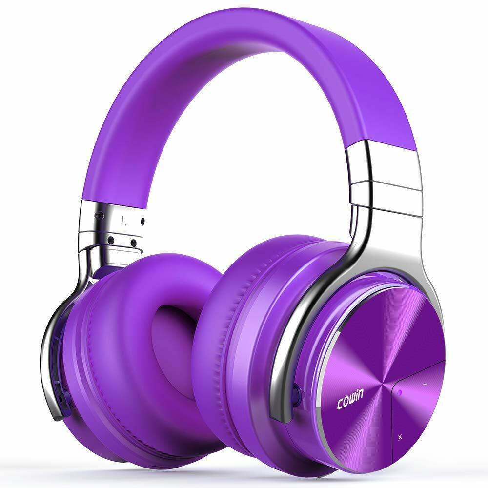 COWIN E7 PRO  Active Noise Cancelling Wireless Bluetooth Hea