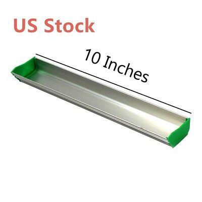 Usa - 10 25cm Emulsion Scoop Coater Silk Screen Printing Aluminum Coating Tool