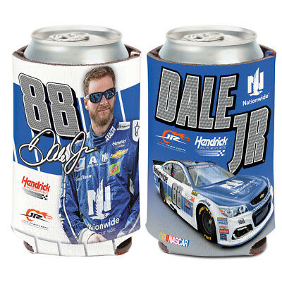 Dale Earnhardt Jr Nationwide 2017 Nascar Can Cooler 12 Oz  Koozie