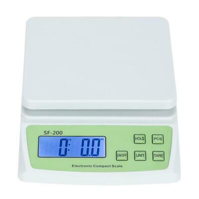 10kg0.5g 22lb Digital Shipping Postal Scale Postage Kitchen Weigh Glbozpcs