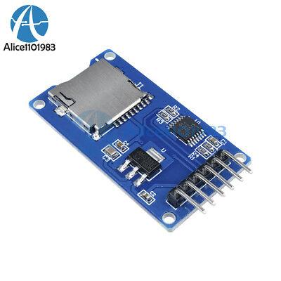10pcs Micro Sd Storage Board Sd Tf Card Memory Shield Module Spi For Arduino