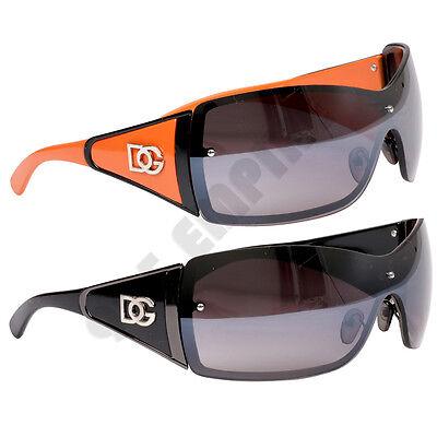 Women's Large Oversized Retro Designer Shield Sunglasses Shades Eyewear (Women S Shield Sunglasses)