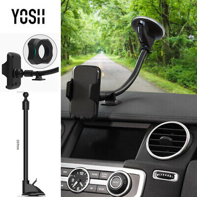 YOSH Car Phone Holder Windscreen Dashboard Rotatable Mount Suction For iPhone 11