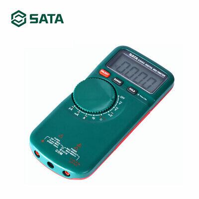 Digital Multimeter Volt Ammeter Tester Ohm Ac Dc Test Meter03055