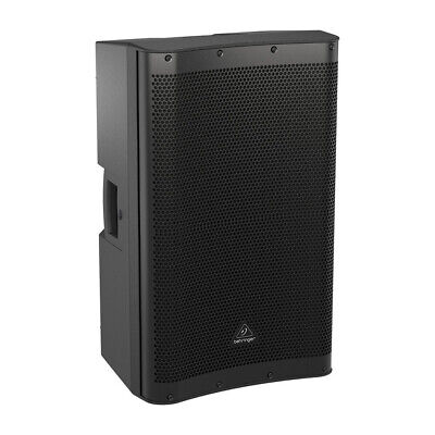 "Behringer DR115DSP Active 1400W 15"" Powered PA Speaker System Bluetooth DSP"