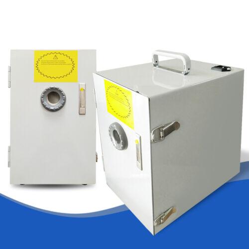 Digital Dental Single-Row Dust Collector Vacuum Cleaner Machine 370W Fast Ship