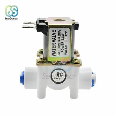 Water Solenoid Valve Dc 12 V Electric For Water Pressure Control Switch Machine