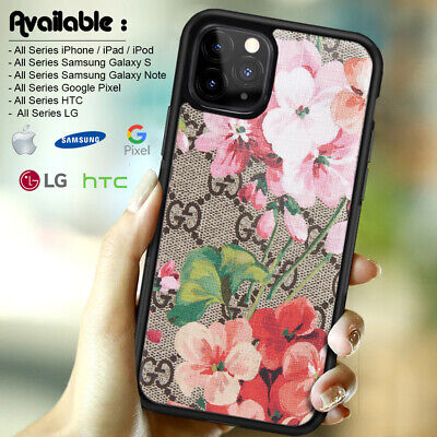 Case iPhone 11 Pro Max Guccy845rCases 8 X XR XS Flower Galaxy S10 S20 Ultra G 57