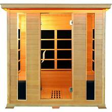 Sunlighten Infrared Sauna - Signature Deluxe Range 5 person sauna Capalaba Brisbane South East Preview