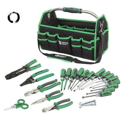 Commercial Electric 22-piece Electricians Tool Set 973 646