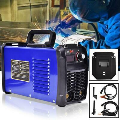 Portable Stick Inverter Digital Welder Welding Machine 110v 140 Amp Dc Mma-250