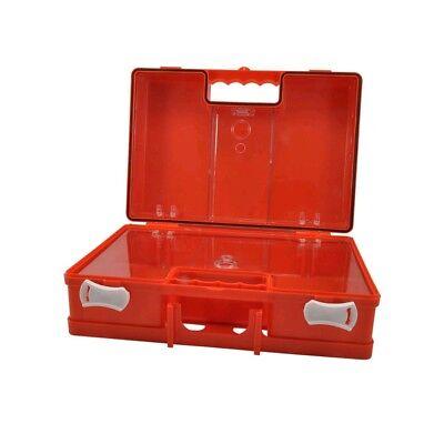 Verbandskasten 43 x 30 x 14 cm Erste-Hilfe Koffer Verbandkasten orange