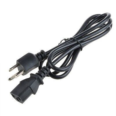 3 Prong AC Power Cable Cord for Xbox 360 PS3 Playstation 3...
