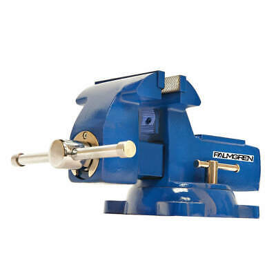 Palmgren P746 6 Standard Duty Combination Vise With Swivel Base