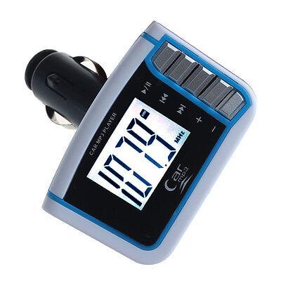 LCD Wireless FM Transmitter Car MP3 Player SD TF Card USB Drive Remote