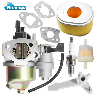 Carburetor Air Filter Spark Plug Fuel Filter For Honda GX160 5.5HP GX200 - 200 Spark Plug