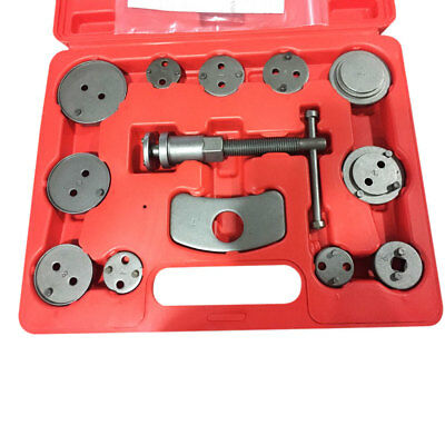(Disc Brake Caliper Wind Back Tool Universal Kit Piston Pad Car/Truck Mechanics)