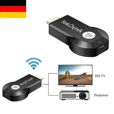 WIFI AnyCast Display Dongle Empfänger 1080p TV Stick Anzeige für Handy Android Wifi Tv Handy