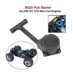Pull Starter RC 1/10 Nitro Car Vehicle Engine Hot R020 Part Tool 1st Class UK