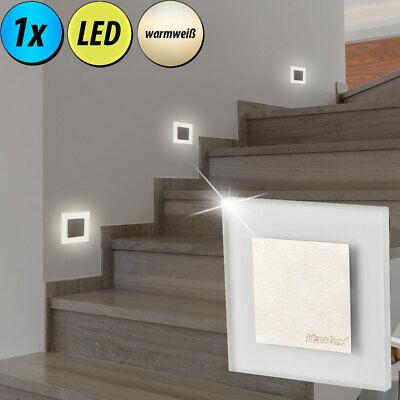 SMD LED Pared Luz Casa Pasillo Iluminación Escaleras Niveles Empotrable Lámpara