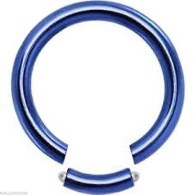 Segment Captive Ring Heavy 12 Gauge 5/8