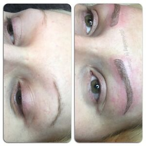 MICROBLADING EYEBROWS ($50 off January special) Cambridge Kitchener Area image 7