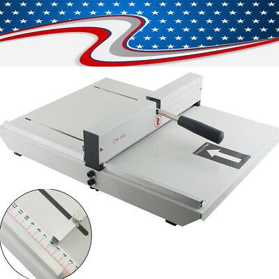 Manual Scoring Paper Creasing Machine Scorer Creaser With Magnetic Block Office