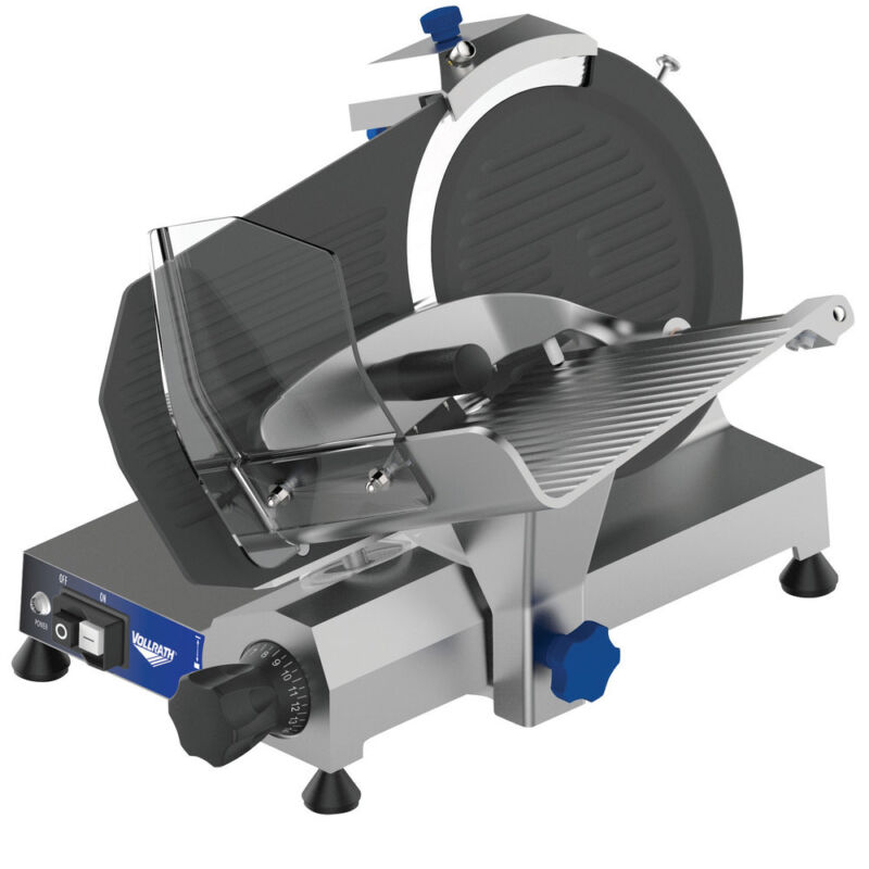 "Vollrath 40950 10"" Medium Duty Meat Slicer Belt Driven 1/3 Hp"