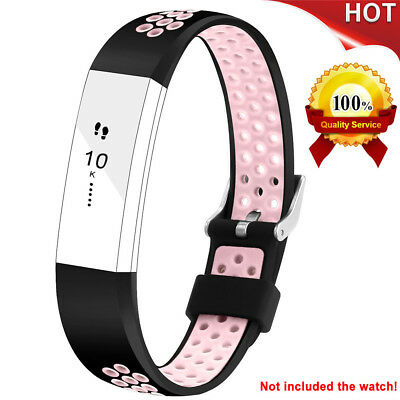 Comfortable Wrist Band Strap Pink Small Best Replace for Fitbit Alta & Alta