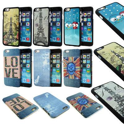 For Apple iPhone 6 / Plus Crystal Rubber Phone Case Spots Diamond Design