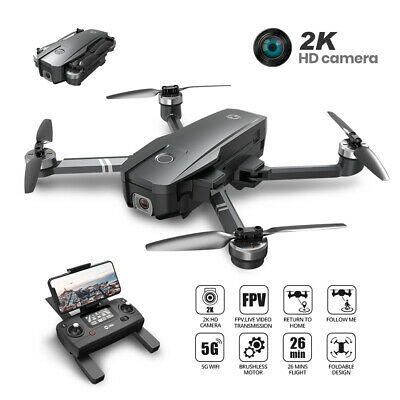 Holy Stone HS720 Professional GPS Drone with Camera 2K HD Foldable RC Quadcopter
