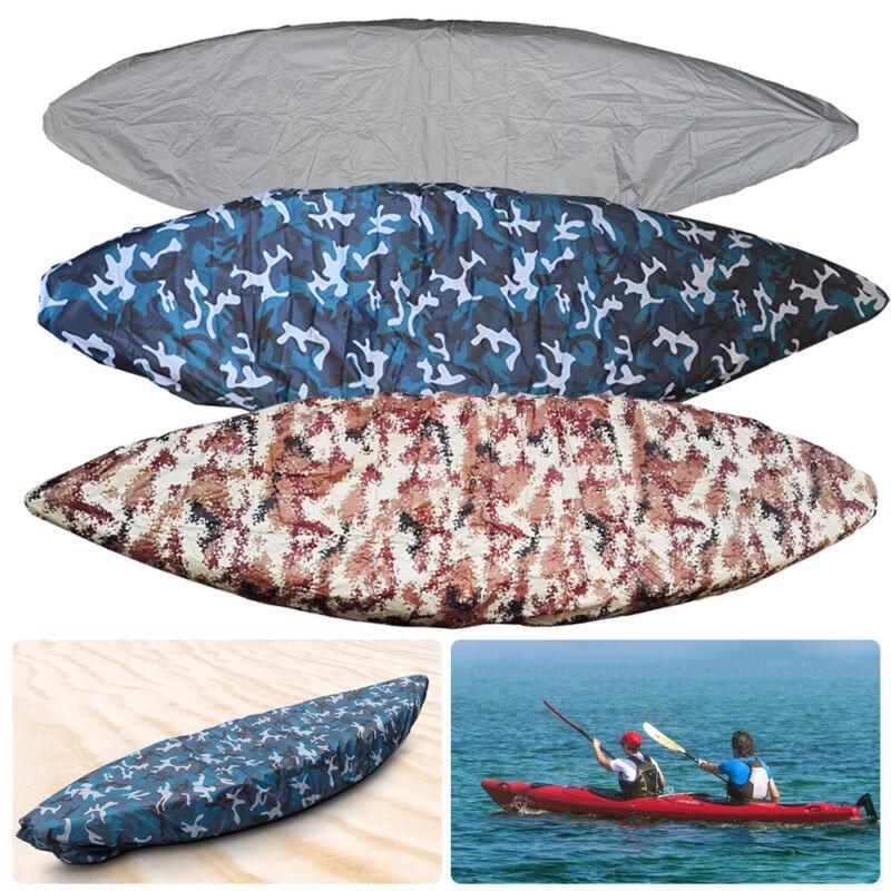 Waterproof Kayak Canoe Cover Dust UV Block Protector For 6.8ft 16.5ft Kayak
