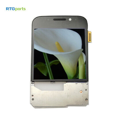 For BlackBerry Classic Q20 LCD Touch Screen Digitizer Assembly + Frame