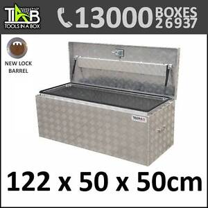 Aluminium Top Toolbox Truck Ute Trailer Camper Caravan 1255 Brisbane City Brisbane North West Preview