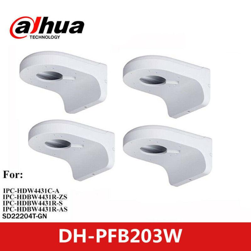 4PCS Dahua PFB203W Water-proof Aluminum Wall Mount Bracket for Dome Camera