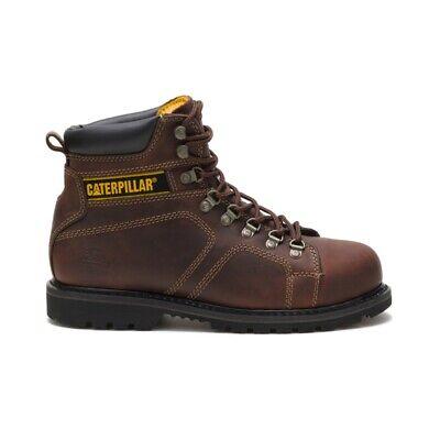 Caterpillar Men Silverton Steel Toe Work Boot Caterpillar Steel Toe Shoes
