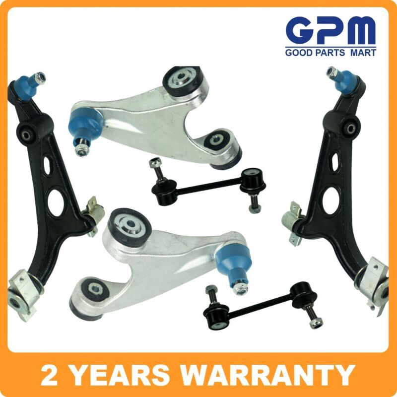 Ball Joints K Front Left and Right Upper Suspension Track Control Arm Wishbones