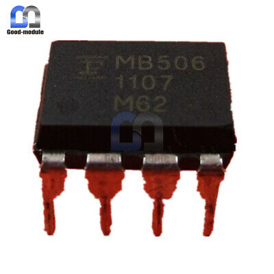 5pcs New  Prescaler Ic Fujitsu Dip-8 Mb506p-g Mb506 Mb506p