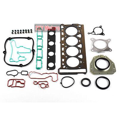 Engine Cylinder Head Rebuild Overhaul Repair Kit For VW CC AUDI A4 A5 1.8 TFSI