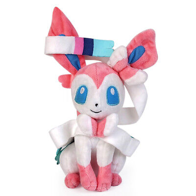 Best Wishes Gift - Sylveon/Nymphia Pokemon Best Wishes Plush Doll Gift
