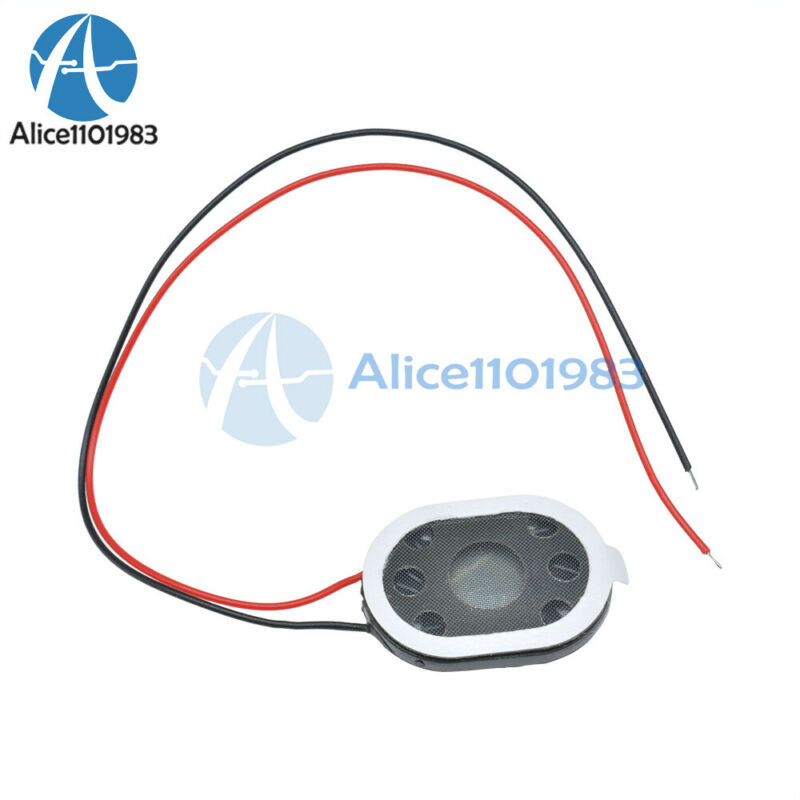 5Pcs GPS Loudspeaker 1W 8ohm 14x20mm Small Trumpet 14x20mm Loud Speaker
