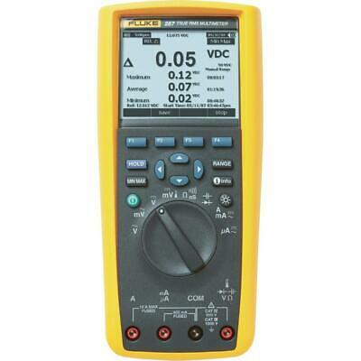 Fluke 287 Handheld Multimeter True-rms Electronic Log Multimeter W Trendcapture