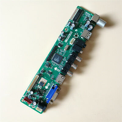 T VST59 03 For LTN154X3-L01 LCD controller Driver Board TV+